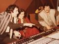 Feroz Khan & Mahesh at Recording