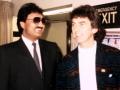 Mahesh & Beatle George Harrison