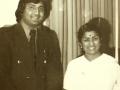 Mahesh Gadhvi & Lata Mangeshkar