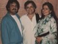 Mahesh, Nitu & Shashi Kapoor