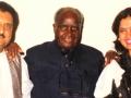 Mahesh, President Kaunda & Nitu