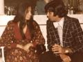 Nitu & Amitabh Bachchan