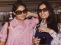 Nitu & Jaya Bhaduri Bachchan