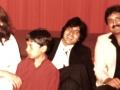 Nitu, Kunal, Amitabh Bachchan & Mahesh